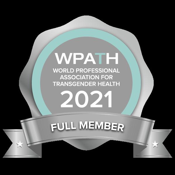 WPATH 2021  | Full Member | Badge